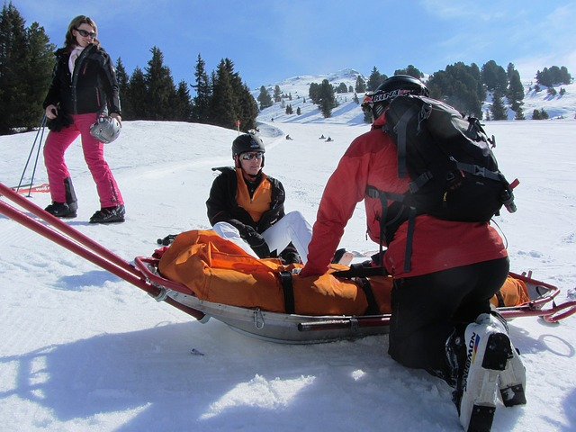 Mehr als 30.000 Wintersportverletzte müssen ins Krankenhaus