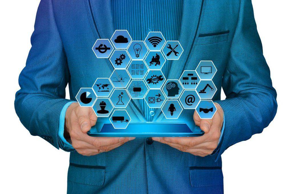 """Das """"Internet der Dinge"""" ist in heimischen Firmen schon sehr verbreitet"""