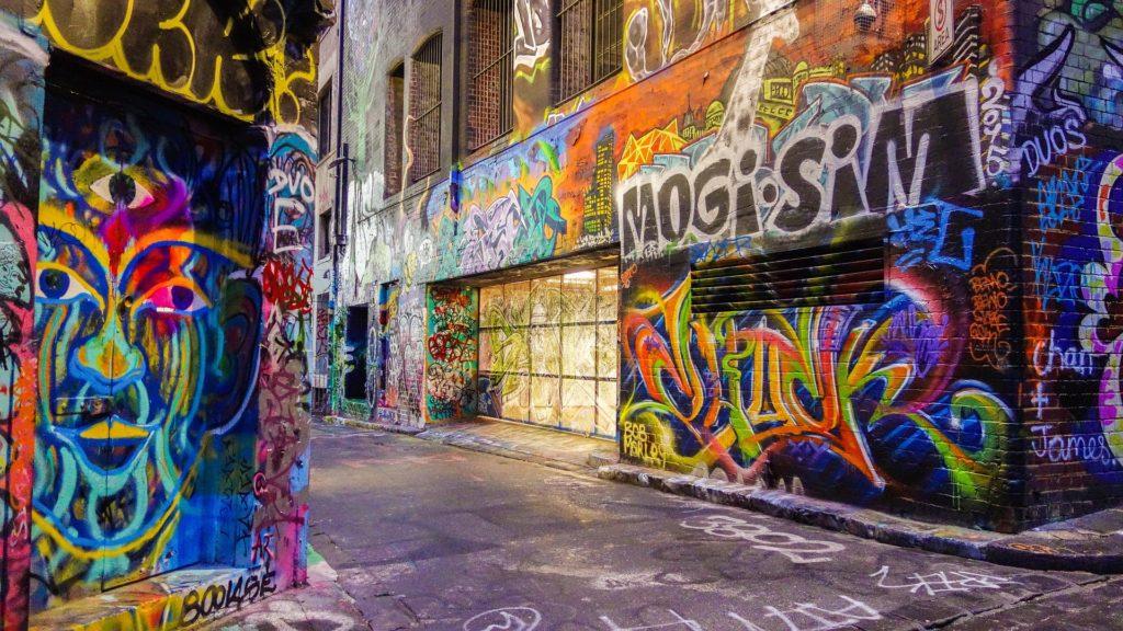 Graffiti und Street Art passen nicht überall hin