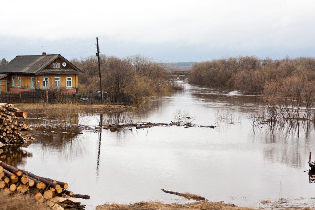 Hochwasserschäden auch bei uns in Millionenhöhe zu befürchten