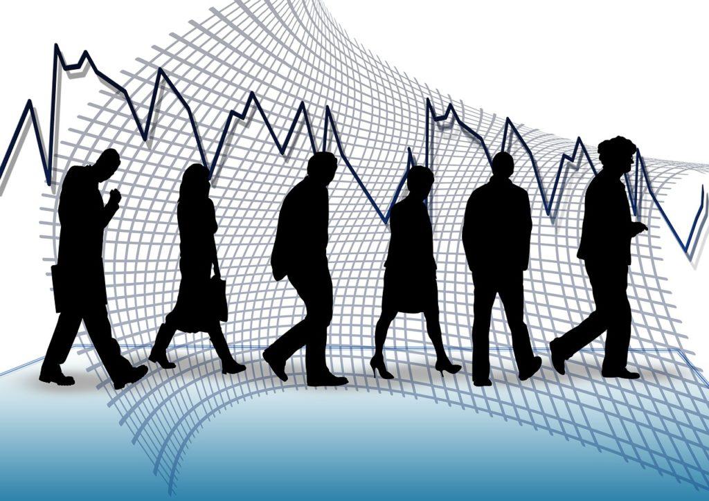 Im Bereich der Arbeitsunfähigkeit ist die Anzahl der Pensionen weiter gesunken